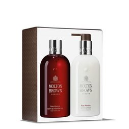 Molton Brown USA  Rosa Absolute Body Wash & Lotion Gift Set
