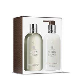 Molton Brown USA  Coco & Sandalwood Body Wash & Lotion Gift Set