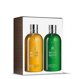 Molton Brown USA  Woody Body Wash Gift Set