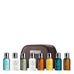 Molton Brown UK Men's Travel Miniatures Kit