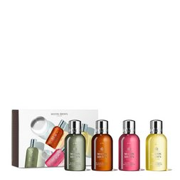 Molton Brown UK Spicy & Citrus Shower Gel Set