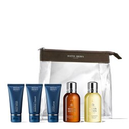 Molton Brown UK Men's Carry-On Travel Miniatures Set