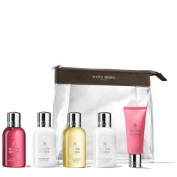 Molton Brown UK Women's Carry-On Travel Miniatures Set