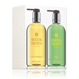 Molton Brown EU  Lemon & Mandarin and Puritas Hand Care Gift Set