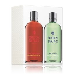 Molton Brown EUFlametree & Pimento and Fairyfleur 2-Piece Gift Set