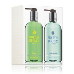 Molton Brown EU  Puritas & Pettigree Dew Hand Wash Gift Set