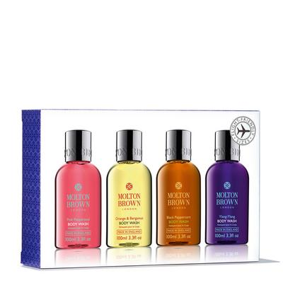 Bestsellers Travel Body Wash Set