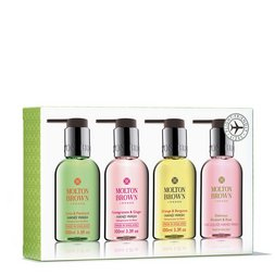 Molton Brown EU  4 Piece Travel Size Hand Wash Set