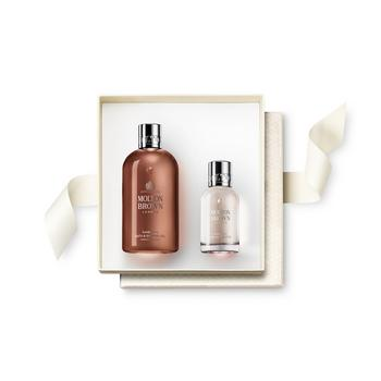 Suede Orris Fragrance Rituals Gift Set. Buy NOW