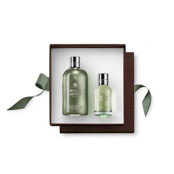 Geranium Nefertum Fragrance Rituals Gift Set. Buy NOW