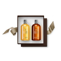 Molton Brown USA  Bold Adventures Bath & Shower Gel Gift Set