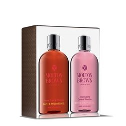 Molton Brown EU2-Piece Full-Size Bath and Shower Gels Set