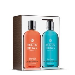 Molton Brown EU  2-Piece Full-Size Hand Wash and Bath Set