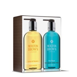 Molton Brown EU2-Piece Full-Size Fine Liquid Hand Wash Set
