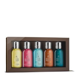 Molton Brown EU  5-Piece Bath & Shower Gels Travel Size Set
