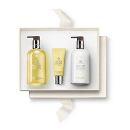 Molton Brown UK Orange & Bergamot 3-Piece Hand Care Gift Set