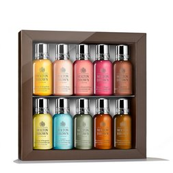 Molton Brown EU  10-Piece Discovery Bathing Travel Collection