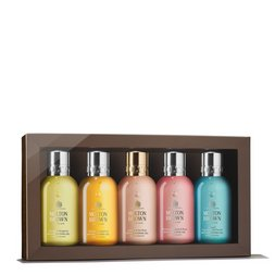 Molton Brown UK 5-Piece Reviving Bathing Travel Collection