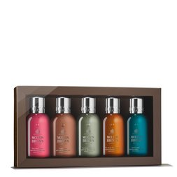 Molton Brown EU  5-Piece Intrigue Bathing Travel Collection
