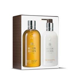 Molton Brown USA  Invigorating Suma Ginseng Bath & Body Collection
