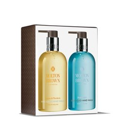 Molton Brown EU  Lemon & Mandarin & Blue Maquis Hand Wash Set