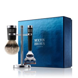 Molton Brown Australia Men's Shaving Brush and Razor Set