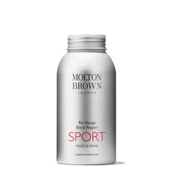 Molton Brown UK Re-charge Black Pepper SPORT Bath Salts