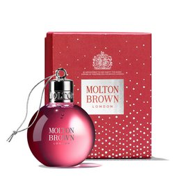 Molton Brown UK Pink Pepper Shower Gel Bauble