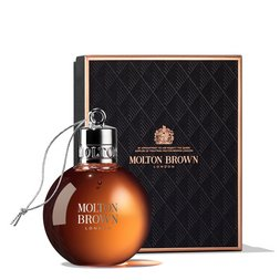 Molton Brown UK Re-charge Black Pepper Christmas Bauble