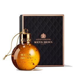 Molton Brown UK Mesmerising Oudh Accord & Gold Christmas Bauble