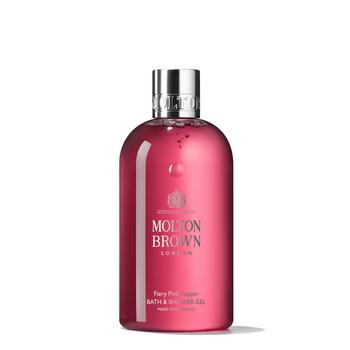 Fiery Pink Pepper Bath & Shower Gel. Buy NOW