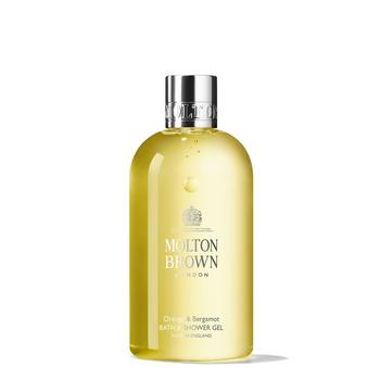 Orange & Bergamot Bath & Shower Gel. Buy NOW