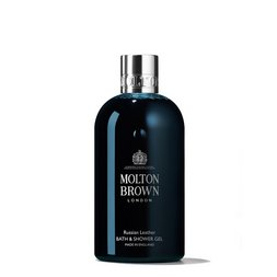 Molton Brown EU  Russian Leather Shower Gel