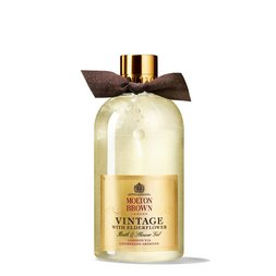 Molton Brown EU  Vintage With Elderflower Bath & Shower Gel