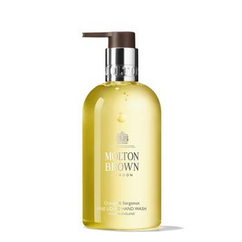 Orange and Bergamot Fine Liquid Hand Wash. JETZT kaufen