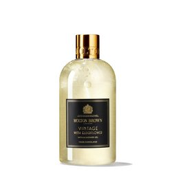 Molton Brown USA  Vintage With Elderflower Bath & Shower Gel