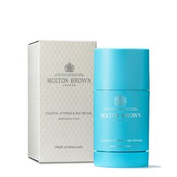 Molton Brown USA  Coastal Cypress & Sea Fennel Deodorant Stick 75g
