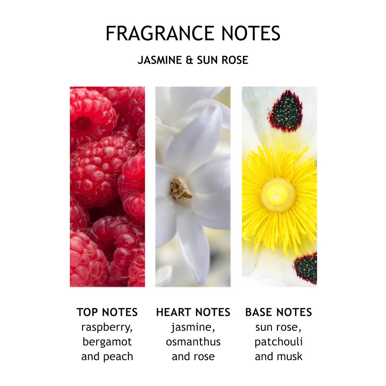 Jasmine & Sun Rose Eau De Toilette 50ml by Molton Brown