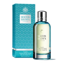 Molton Brown UK Coastal Cypress & Sea Fennel Eau de Toilette 100ml