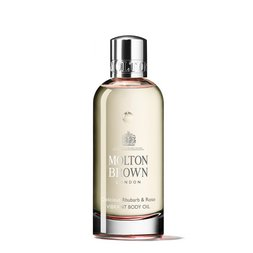 Molton Brown UK Delicious Rhubarb & Rose Vibrant Body Oil 100ml
