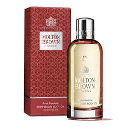 Molton Brown UK Rosa Absolute Sumptuous Body Oil 100ml