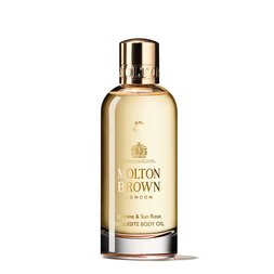 Molton Brown EU  Jasmine & Sun Rose Exquisite Body Oil