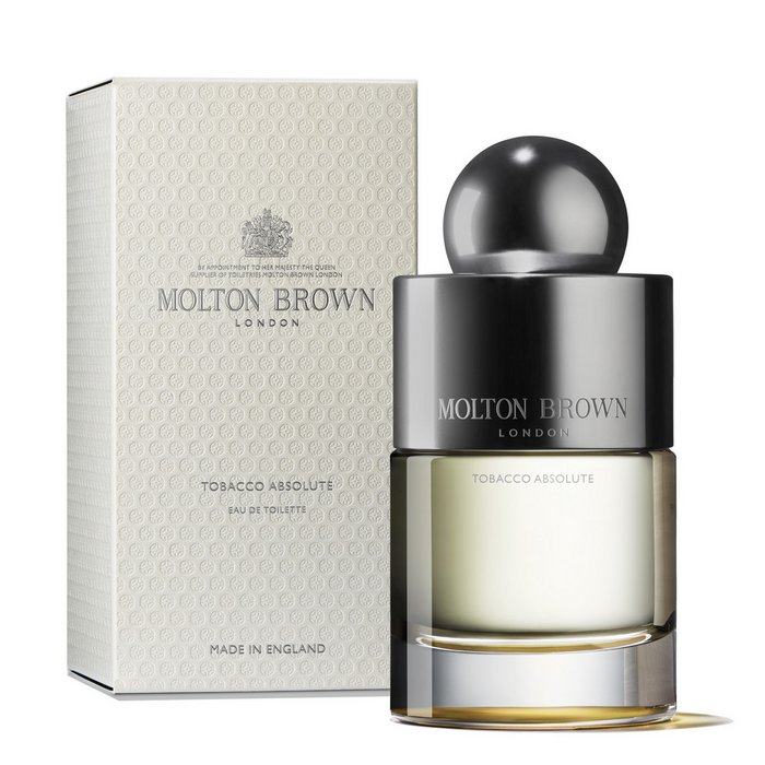 Tobacco Absolute Eau De Toilette Molton Brown Us