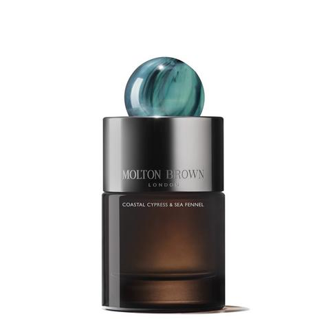 Coastal Cypress and Sea Fenne Eau de Parfum. Shop Now