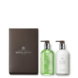 Molton Brown USA  Lime & Patchouli Hand Wash & Hand Lotion Gift Set