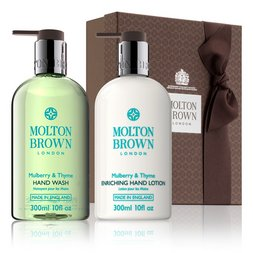 Molton Brown Australia Mulberry & Thyme Hand Wash & Hand Lotion Gift Set