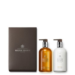 Molton Brown USA  Amber Cocoon Hand Wash & Lotion Set