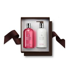 Molton Brown Australia Pink Pepper Shower Gel & Body Lotion Gift Set