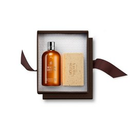 Molton Brown Australia Black Pepper Shower Gel & Soap Gift Set