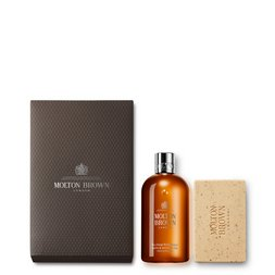 Molton Brown USA  Black Pepper Body Wash & Soap Gift Set